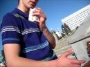 Обучение эффектному карточному фокусу Джампер c Фигасебе.ру