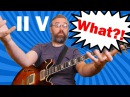 II V What!? - How not to resolve a II V I on purpose - Jazz Guitar Lesson