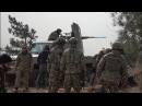 Syria War 2018 - Battle of Afrin: Turkish-backed Free Syrian Army in Firefights and Clashes