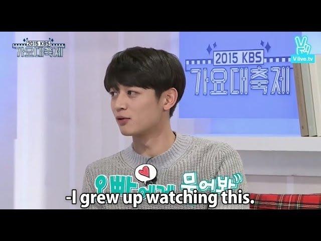 SHINee Minho Funny and Sweet Moments (Part 4)