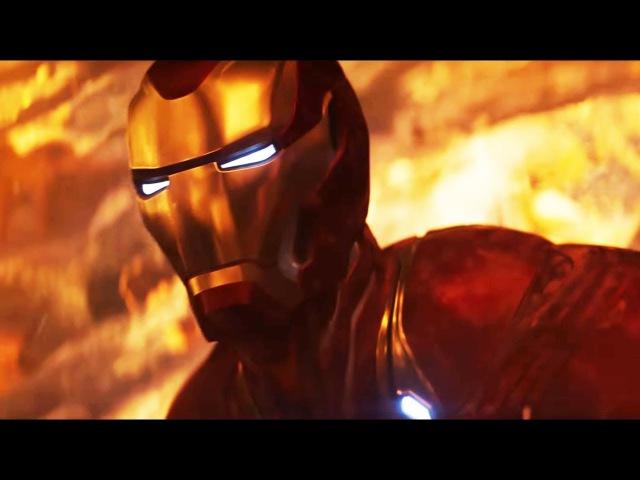 Мстители: Война бесконечности – Русский трейлер
