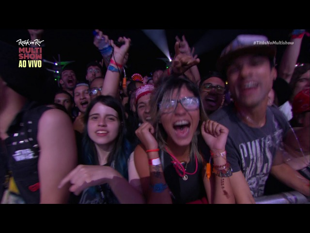 Titãs Rock - in Rio (Full Show 23/09/2017)