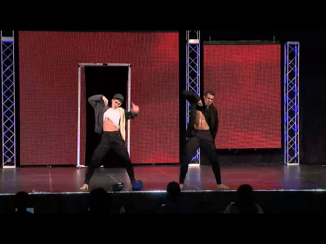 Myles Erlick, Devon Brown The Awards Canadian Dance Company 2015 Showstopper East Coast Finals