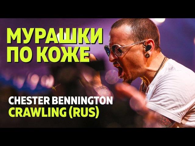 Честер Беннингтон - Мурашки по коже (Crawling | Rus)