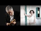 Telemann - Sonata C-dur TWV 41:C5 (Carsten Eckert / Alexandra Koreneva)