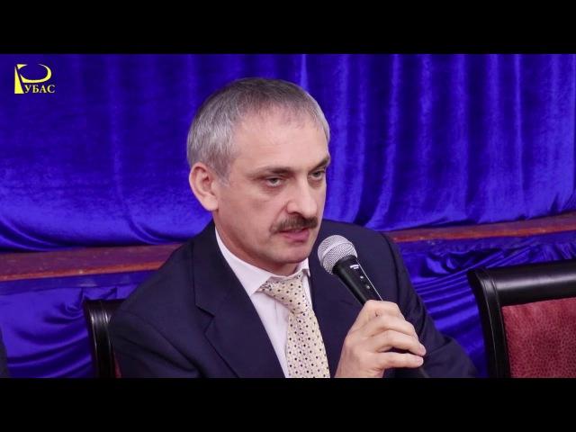Полпред главы РД в ЮТО Энрик Муслимов провел беседу со школьниками