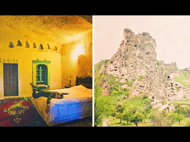 3000 YEAR OLD CAVES Cappadocia, Turkey
