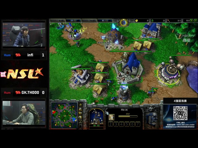 NSL Ascension Quaterfinal TH000 vs Infi