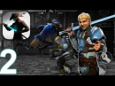 SHADOW FIGHT 3 Gameplay Walkthrough Part 2 - Chapter 1 Gizmo Fight iOS Android