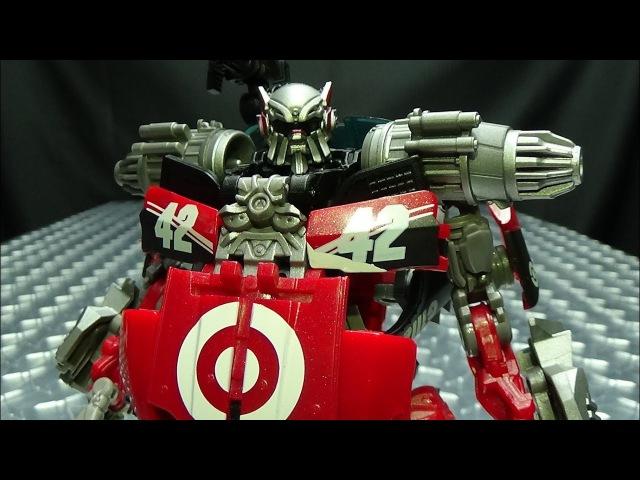 TF Dream Factory KO DOTM LEADFOOT EmGos Transformers Reviews N Stuff
