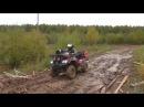 Дмитрий Мусихин и оператор Юлечка отправились путешествовать на квадроцикле по...