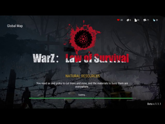 WarZ Law of Survival First Android iOS Apk Mod Download Last Day on Earth Gameplay