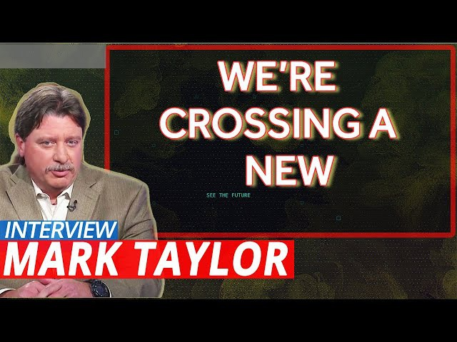 Mark Taylor Interview February 2018 - We're Crossing A New Threshold