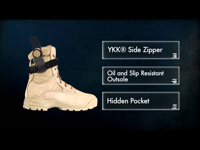5.11 Tactical Series A.T.A.C. 8 Coyote Boot