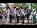 Танец с родителями на выпускном 2016 в детском саду Березка