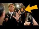 Bolsonaro fica cara a cara com Jornalista da Globo