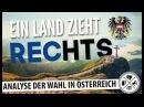 Ein Land zieht rechts - Analyse der Wahl in Österreich