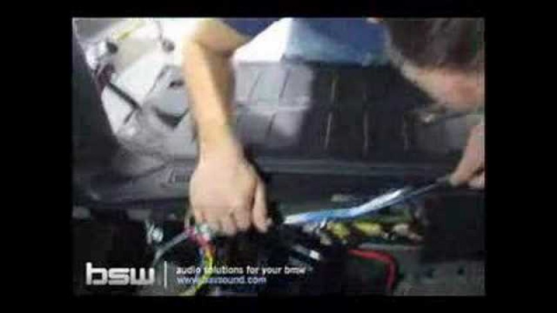 BAVSOUND - BMW X5 Subwoofer System (x108) by BSW - Install Guide 3 of 7 - видео с YouTube-канала BAVSOUND