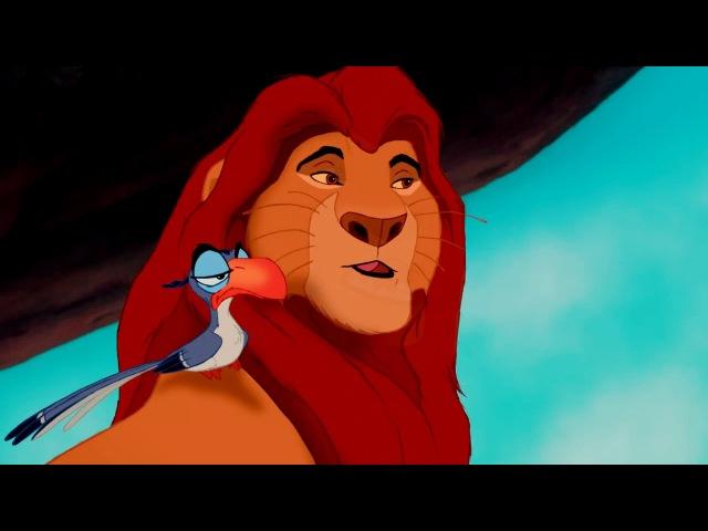 Король лев - Очередь в аптеке прикол