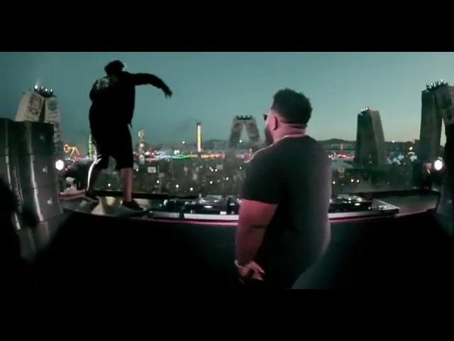 EDC LAS VEGAS 2017 - Wasteland Stage