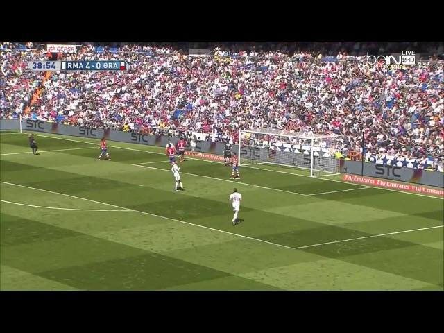 Real Madrid vs Granada FULL MATCH ENGLISH COMMENTARY 720p 05/04/2015 BBVA LA LIGA