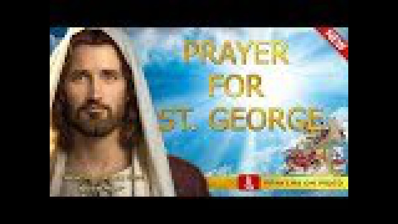 Prayer For St. George🌟 | Look what happens with this video
