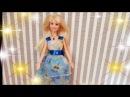 как сшить платье для куклы своими руками модная одежда для кукол БАРБИ МОНСТЕР ХАЙ