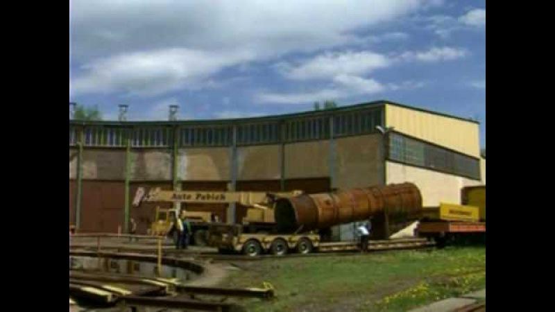 Interlok: Reparatur Dampflok Lokomobile Draisine Teil2