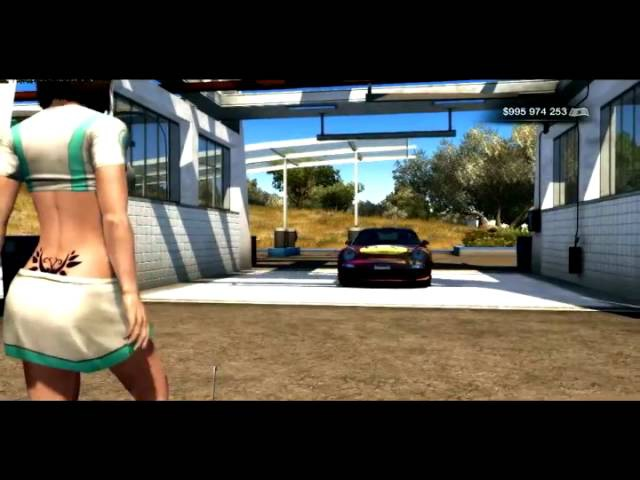 Test Drive Unlimited 2 - Sohodolls