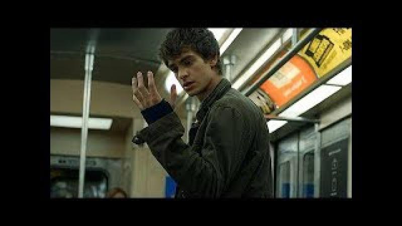 Peter Parker Lutando no Trem DUBLADO HD | O Espetacular Homem-Aranha (2012)