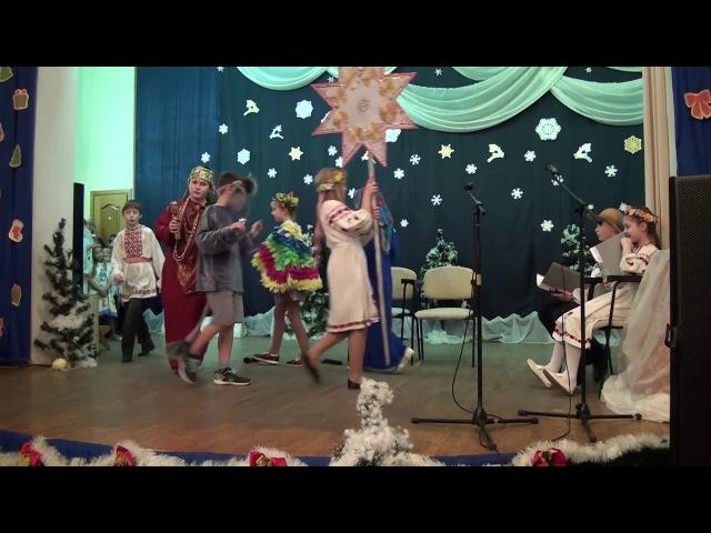 Парафія Святога Антонія з Віцебска на конкурсе батлеек
