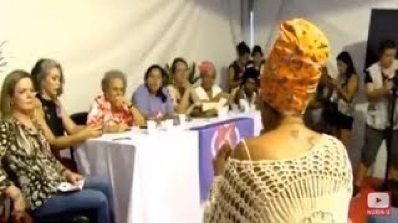 Debate: O Brasil pelo qual as mulheres lutam com Gleisi hoffmann