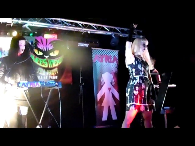 Ayria - My Revenge on the World @ Alice Wicked Tea Party 06/04/16 Wimborne
