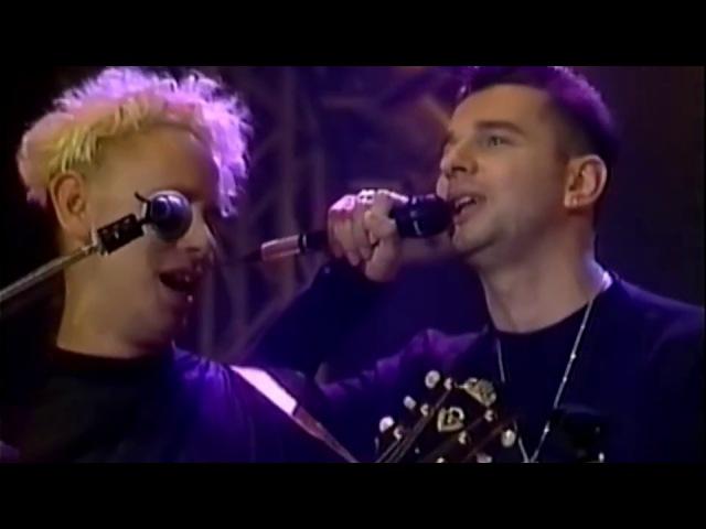 Depeche Mode - Enjoy The Silence (1989)