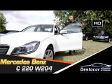 Осмотр Mercedes Benz C Klasse W204