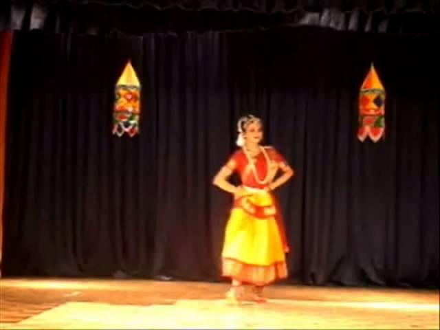 Bharatanatyam Performance Kalakshetra Sri Ranjani 'Saami Nee' Varnam 2 2
