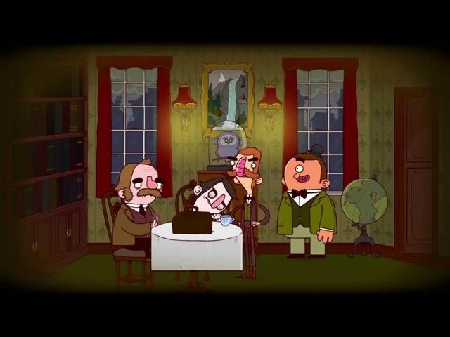 Adventures of Bertram Fiddle - Official Trailer