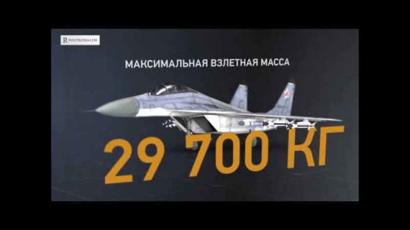 МиГ-35 ПОРАЗИЛ ВСЕХ ВЫСШИЙ ПИЛОТАЖ MiG-35 fighter