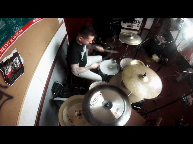 2 Unlimited - No Limits DRUM cover Bartosz Drumz