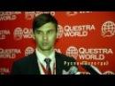 Официальный видеоотчёт Questra World Лидершип Leadership Москва Moscow 2016