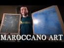 Марокканская Штукатурка с Эффектом Золота Своими Руками. Инструкция По Нанесению Wowcolor Maroccano