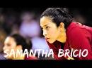Top 10 Fantastic Volleyball Spikes by Samantha Bricio (Samy)