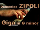 Domenico ZIPOLI: Giga (Suite in G minor)