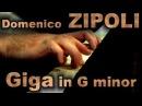 Domenico ZIPOLI: Giga (Suite in G minor)