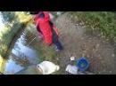 Ловля мохтика на скользящий поплавок
