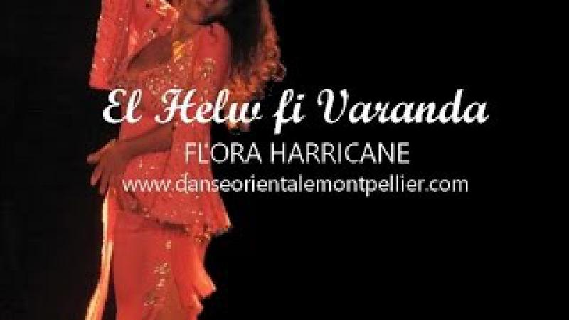 Danse Orientale Montpellier / Flora Harricane sur