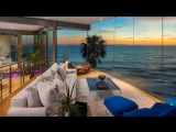 LUXURIOUS LIFE Paul McClean Designed Floating Glass House in Laguna Beach, California.