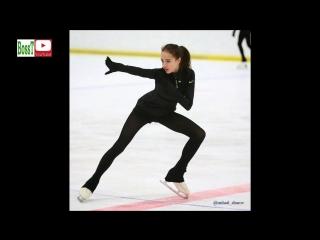 Alina Zagitova - Новая модель   New Model (02/2017)