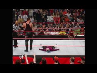 The Undertaker vs Jeff Hardy  Raw 12.17.2001