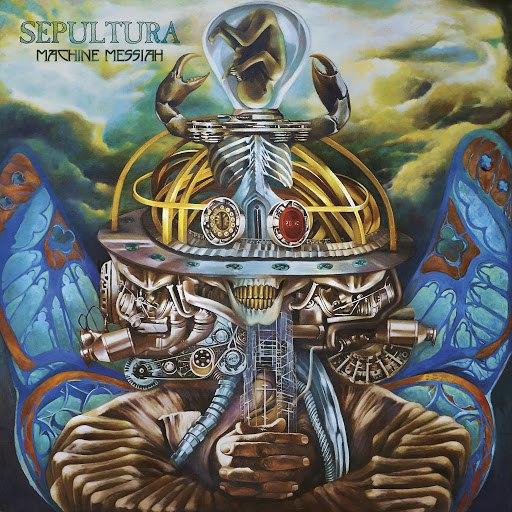 Sepultura альбом Machine Messiah